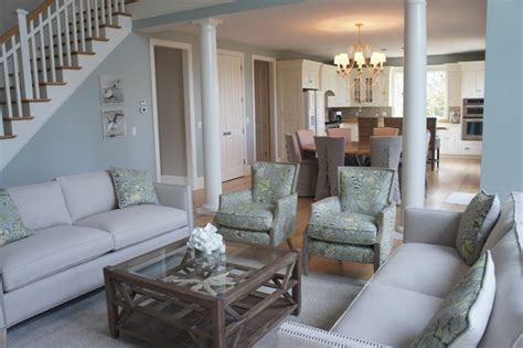 Cape Cod Living Room | cape cod