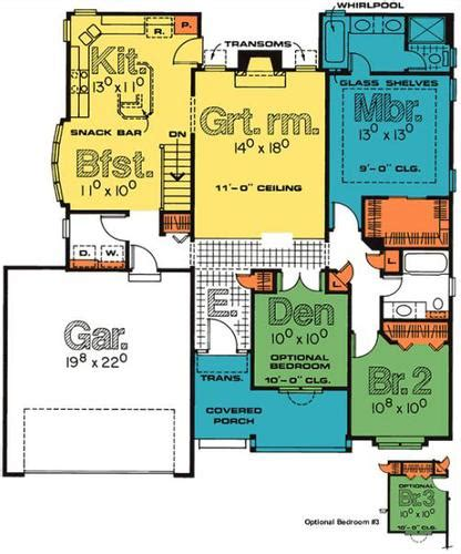 menards floor plans plan dbi3019 the kelsey at menards 174