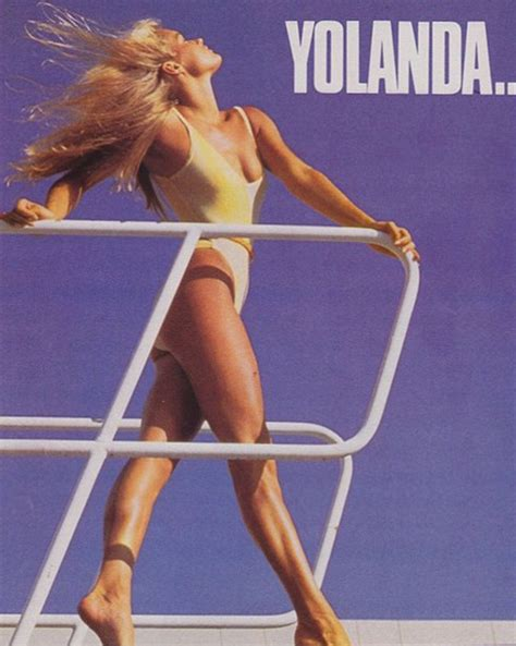 pics of yolanda foster as a model yolanda hadid s fierce throwback modeling photos yolanda