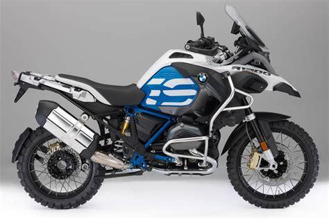 Motorradbekleidung Neuheiten 2019 by Bmw Announces R1200gsa Rallye Version And New Features