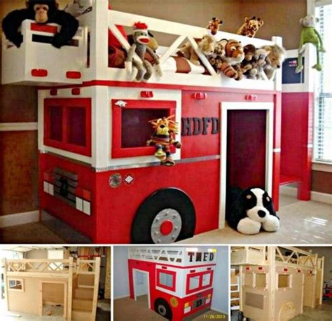 fire truck loft bed fire truck loft bed pictures photos and images for facebook tumblr pinterest and