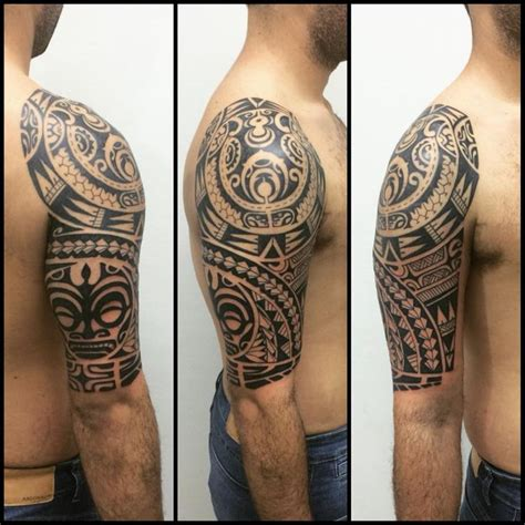tattoo tribal braço e ombro 121 best images about maori polynesian tattoo on pinterest