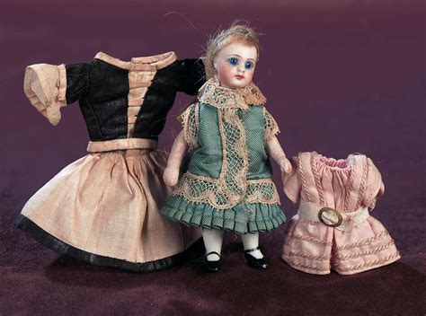 tiny bisque doll a cherished collection madame andr 233 e petyt 1 1 tiny all