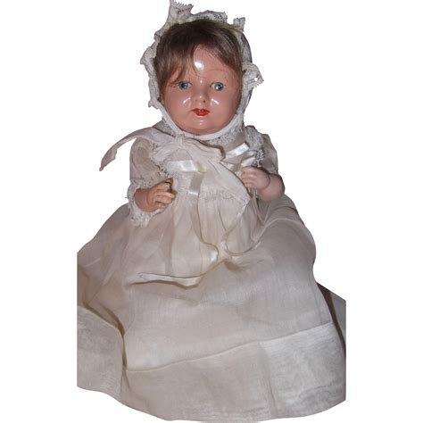 german composition doll adorable factory german composition baby doll from