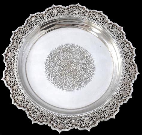 thai silver thai silver dish