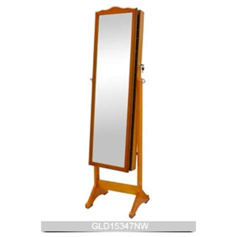 bestselling wooden mirror jewelry cabinet for jewelry