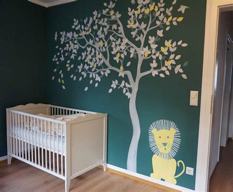 kinderzimmer deko idee babyzimmer einrichten ideen