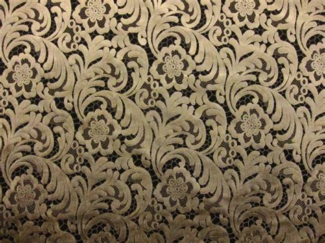 Textured Upholstery Fabric Silk Cotton Blend Velvet Damask Brocade B Amp J Fabrics