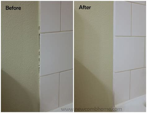 edging tiles bathroom how to edge tile