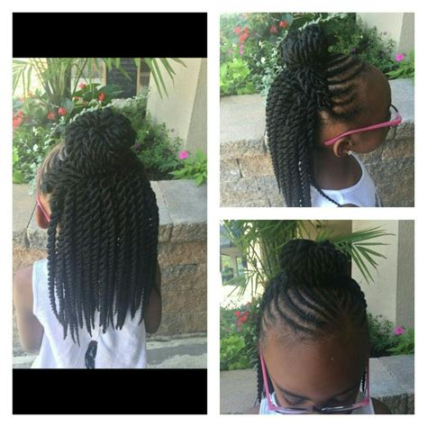 crochet ponytail hairstyles 100 best images about crochet hairstyles on pinterest