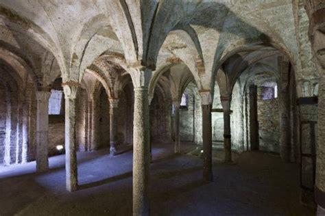 leonardo da vinci pavia cripta della chiesa di s eusebio ex piazza leonardo da