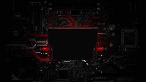 wallpaper dark tech sign template fee schemes chips tech circuit circuits dark