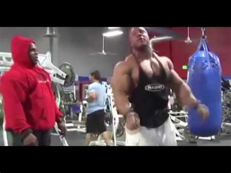 mr olympia phil heath 8 weeks out from olympia chest phil heath and kai greene trains together 8 weeks out