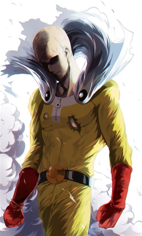 Saitama One Punch saitama one punch zerochan anime image board