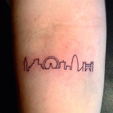 london tattoo designs best 20 ideas on skyline