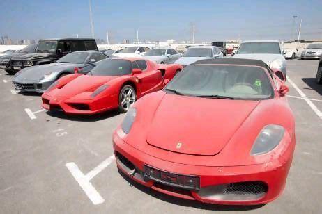 Dubai?s abandoned Supercars ? News4Cars