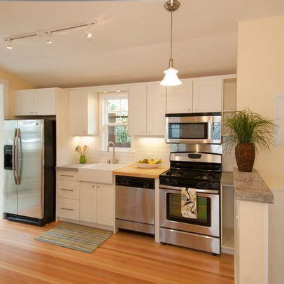 Small Condo Kitchen Makeover - best 25 one wall kitchen ideas only on pinterest kitchenette ideas wall cupboards and