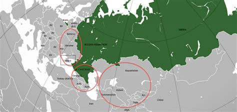 map quiz of russia and the near abroad a beginner s guide to the post soviet quot near abroad quot arsenal for democracy
