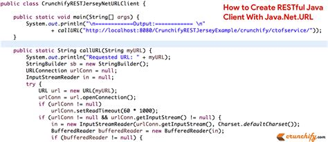 pattern url validation java how to create restful java client with java net url