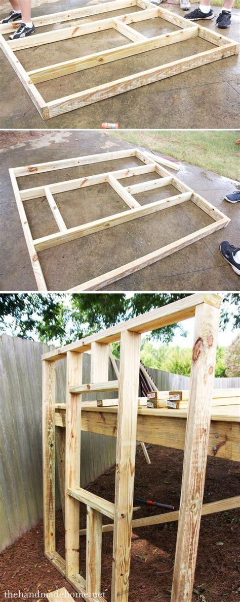 Handmade Home Playhouse - building playhouse all things