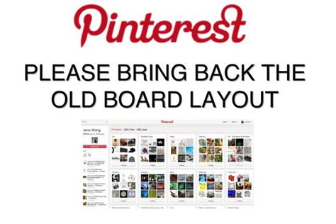 pinterest board layout bring back layout and popular pins on pinterest