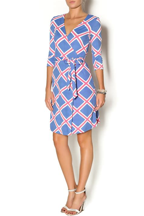 Nicely Dress X S M L mahi gold geometric wrap dress from pennsylvania by