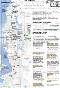 Seattle Light Rail Map Pdf by Politics Sound Transit What You Ll Pay What You Ll Get