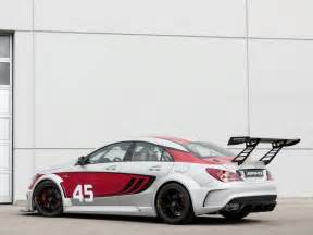 2013 mercedes 45 amg c117 concept race racing