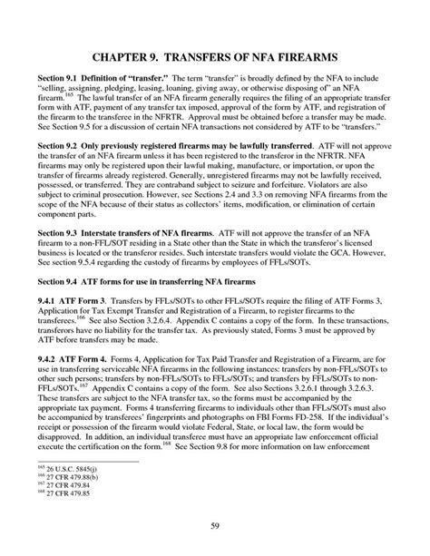 Nfa Background Check Gun Trust Forms Atf Background Check Form By Wqu11468