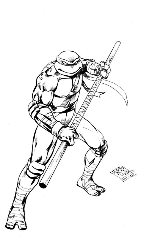 girl turtle coloring page donatello teenage mutant ninja turtles coloring pages for