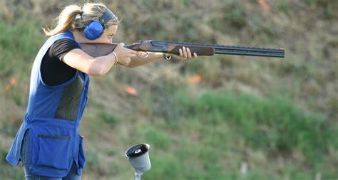 shooting on clay target shooting yarra valley wineries australian