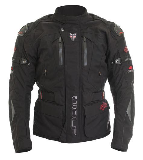 textile motorcycle jacket wolf gt s titanium motorbike jacket textile motorcycle