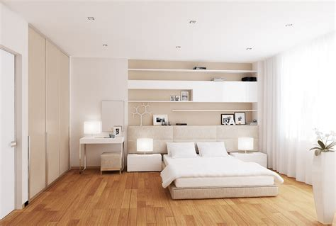 white interior designs modern white and cream interior design of bedroom spotlats