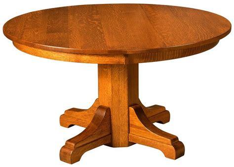 amish split pedestal table cachoeira split pedestal table countryside amish furniture