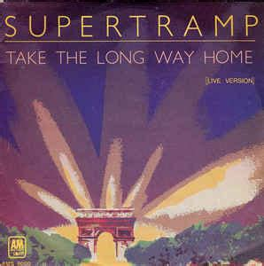 supertr take the way home live version vinyl