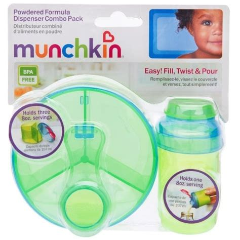 Munchkin Drink Box Carrier munchkin powdered formula dispenser combo pack