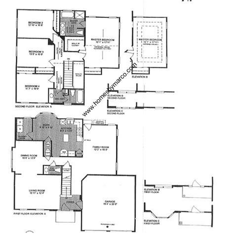 chesapeake floor plan chesapeake model in the grosse pointe village subdivision