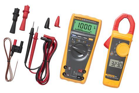 Multimeter Fluke 179 fluke 179 eda2 combo kit includes meter and deluxe