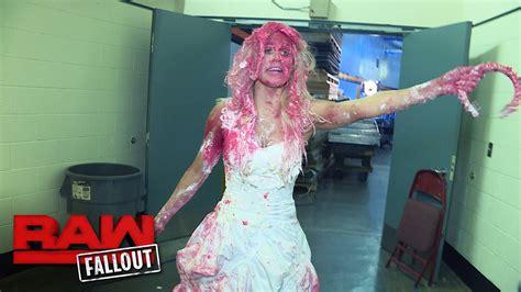 lana wwe cake a cake splattered lana plots her revenge against roman