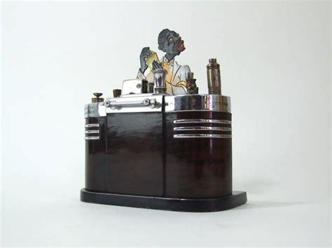 Ronson Cribs by Ronson Bartender Cigarette Compendium For Sale At 1stdibs