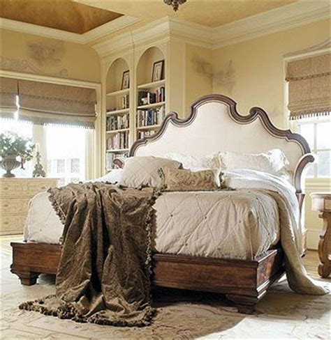 upholstered headboards with wood trim caperana 749 146 upholstered headboard with wood trim