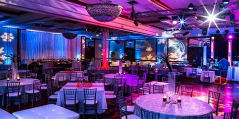 Wedding Venues In Ohio by Cleveland Marriott Downtown At Key Center Weddings