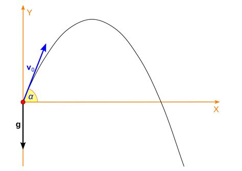 projectile motion diagram homework and exercises at a fixed inital velocity what
