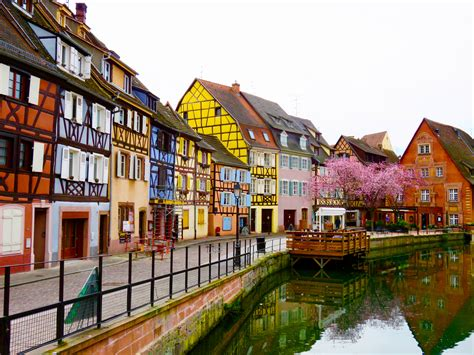 cute towns 10 most colorful places in europe blonde well traveled