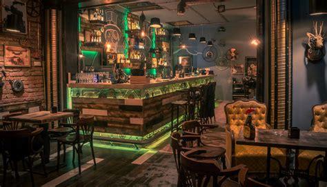 pub interior design ideas joben bistro an eccentric pub design idea from 6th sense
