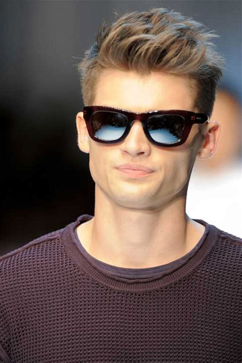 imsges of spiked sort hair parted in middle coolest spiky hairstyles for men 2017 new haircuts to