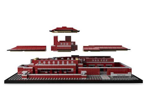 Lego Robie House by Robie House 21010 Architecture Brick Browse Shop Lego 174
