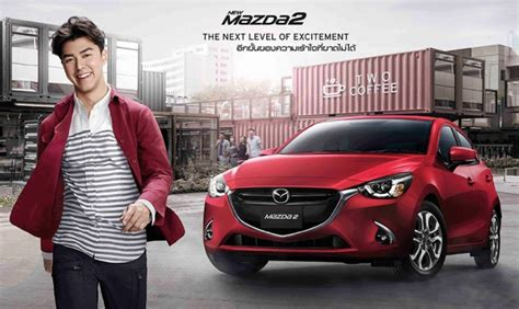 mazda th 2017 mazda 2 g vectoring for thailand my update