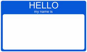 Hello My Name Is Template by Best Photos Of Hi My Name Is Name Tag Hi My Name Is Tag