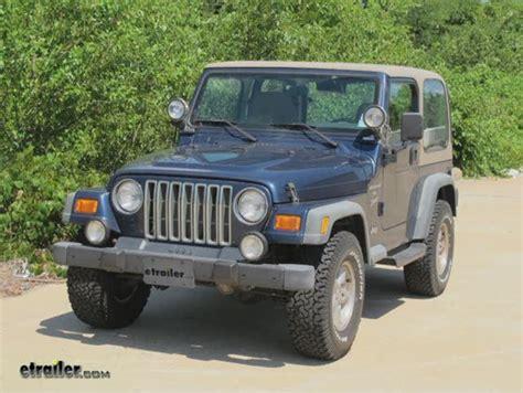 2000 Jeep Wrangler Trailer Hitch 2000 Jeep Wrangler Trailer Hitch Hitch